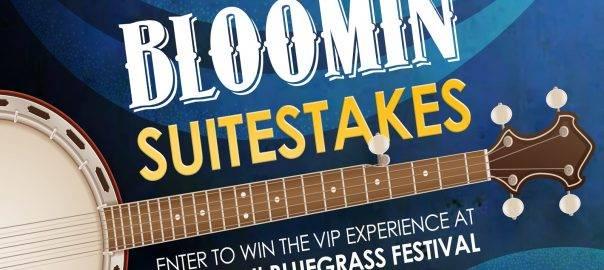 Bloomin' Bluegrass Festival Farmers Branch Suitestakes
