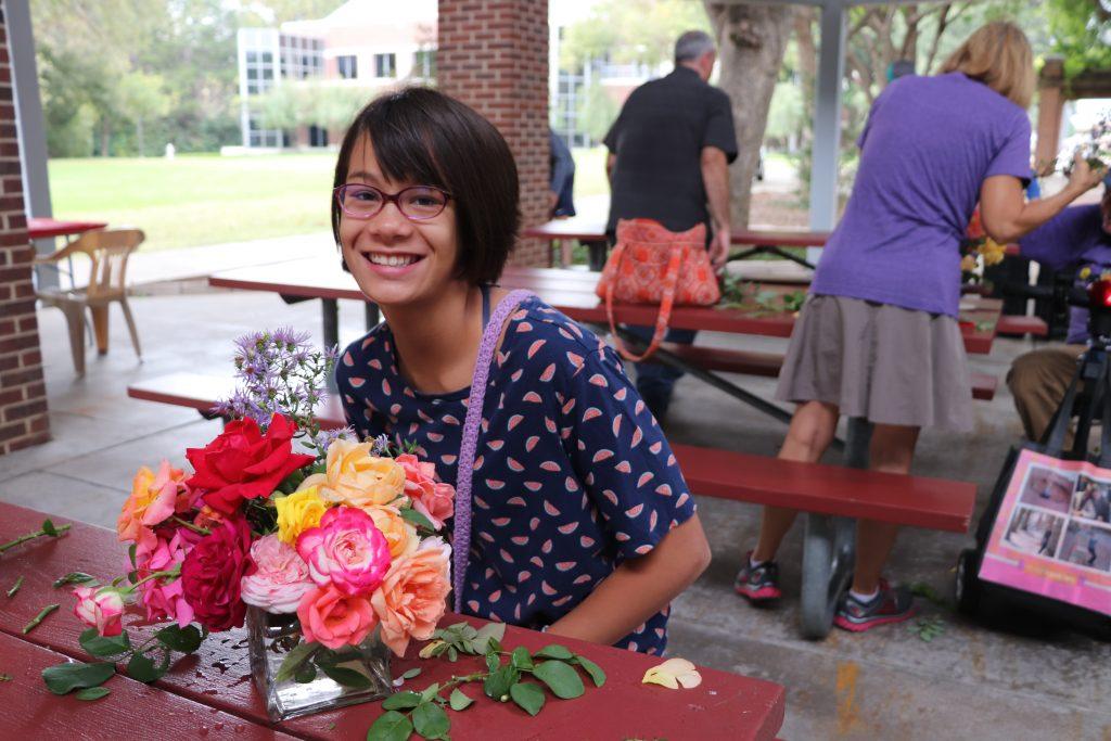2017 Celebration of Roses in Farmers Branch