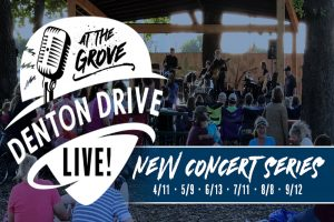 Denton Drive Live Farmers Branch Parks and Recreation The Grove at Mustang Station