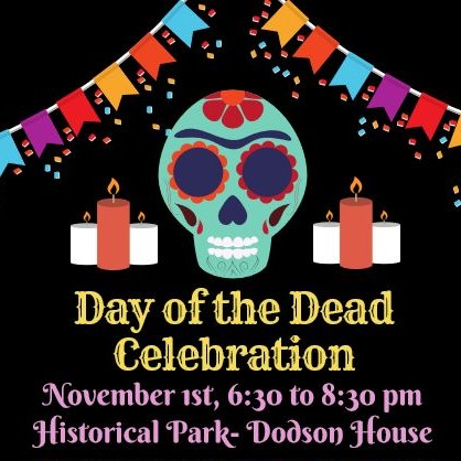 Day of the Dead Celebration Farmers Branch