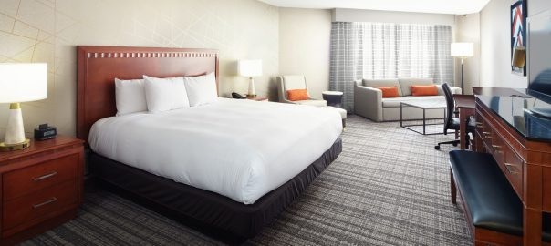DoubleTree by Hilton Dallas Near the Galleria featured on Discover Farmers Branch