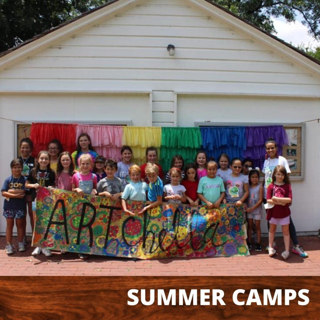 Farmers Branch Historical Park Summer Camps