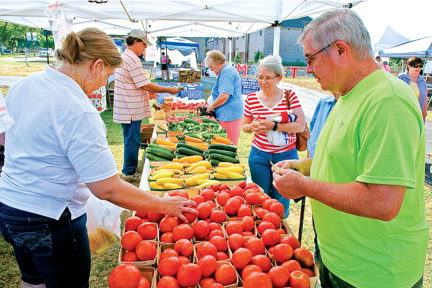 Farmers Branch Top 10: Farmers Market