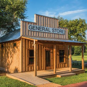 Structures in Farmers Branch: General Store
