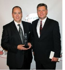 The Gibson Brothers 2012 IBMA Awards