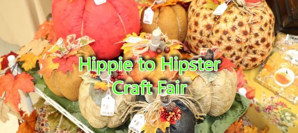 Hippie to Hipster Craft Fair in Farmers Branch