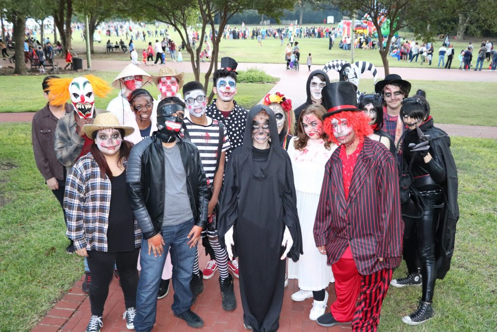 Halloween In The Park 2018 Farmers Branch