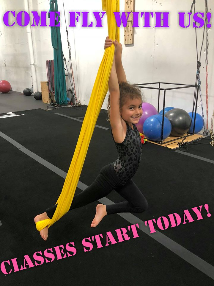 Kids Classes - Moxie Mischief Farmers Branch