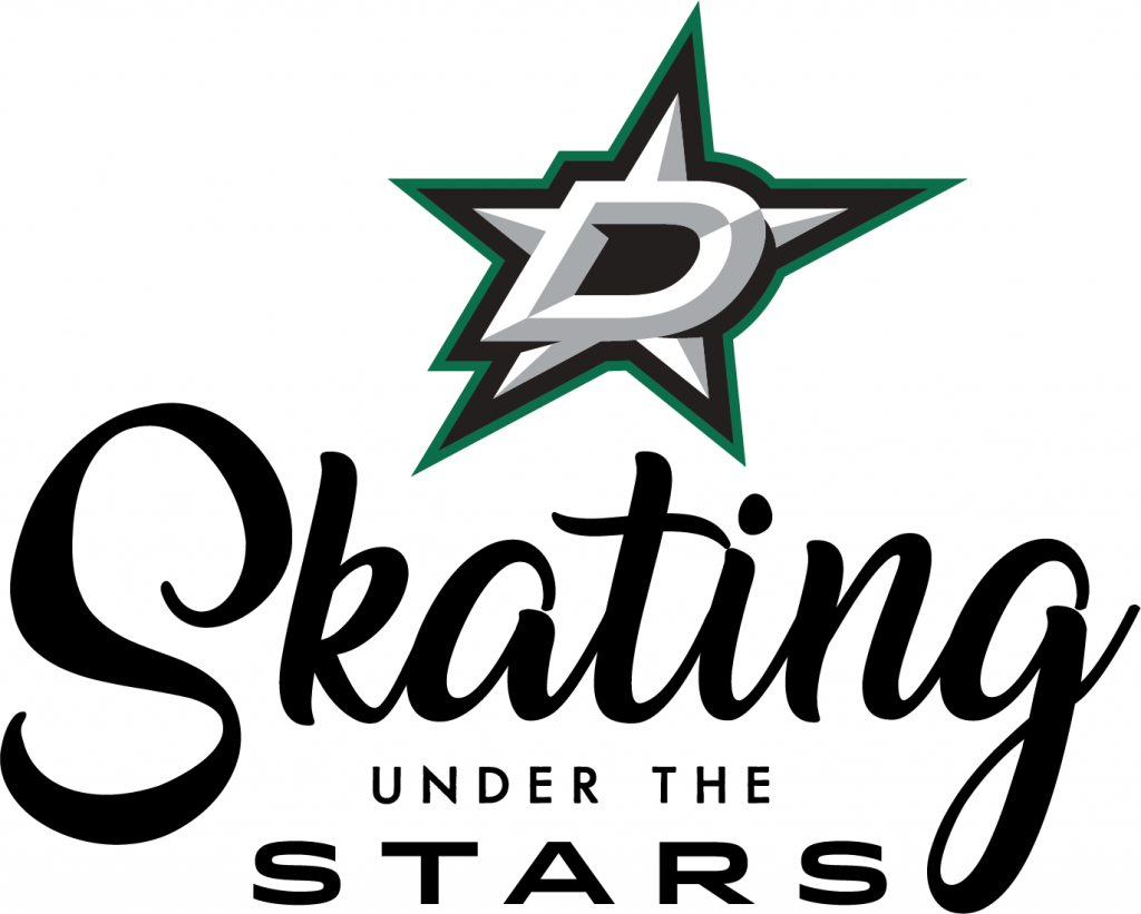 Skating Under The Stars StarCenter Farmers Branch Christmas In The Branch