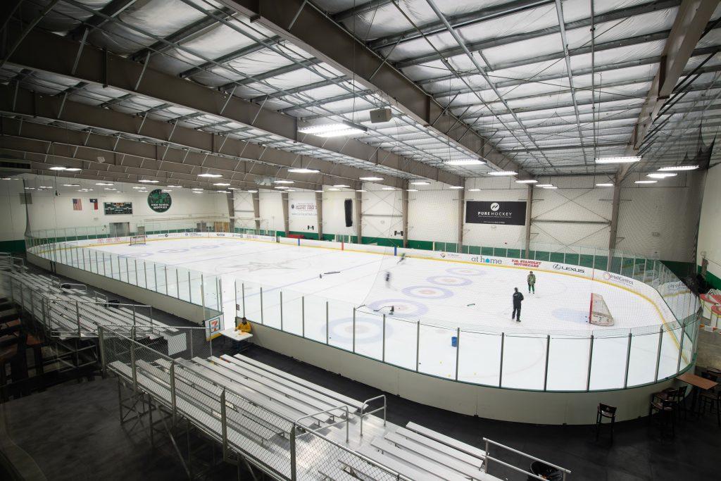 Dallas Hockey; StarCenter;