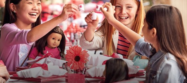 Sheraton American Girl Slumber Party