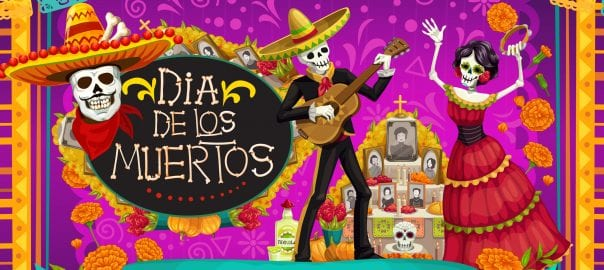 Farmers Branch Day of the Dead Celebration