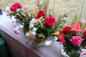 Celebration of Roses in Farmers Branch at the Bloomin' Bluegrass Festival