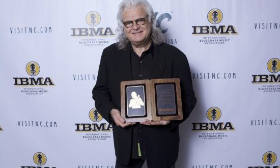 Ricky Skaggs IBMA Awards